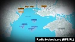 Газові родовища, які привласнила Росія