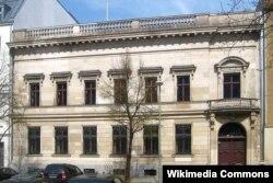 Clădirea fostei Bănci Mendelssohn & Co. la Berlin