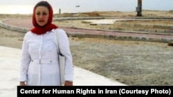 Maryam Akbari Monfared has been imprisoned since December 2009.