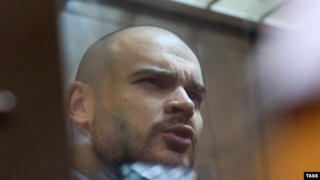 Мосгорсуд смягчил приговор националисту Марцинкевичу