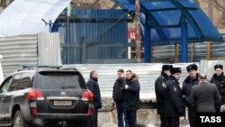 Москва полициясы