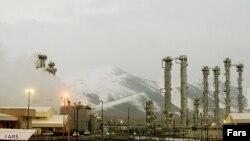 Ирандын Аракшаарындагы өзөктүк реактор турган завод