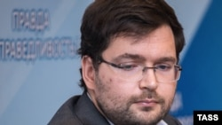 """Генеральный директор ООО """"ВКонтакте"""" Борис Добродеев"""