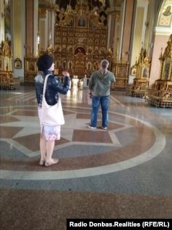 Спасо-Преображенский собор внутри