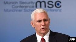 Майк Пенс на Мюнхенской конференции по безопасности