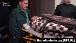 Голова ДФС Роман Насіров у відомчій лікарні «Феофанія» в Києві