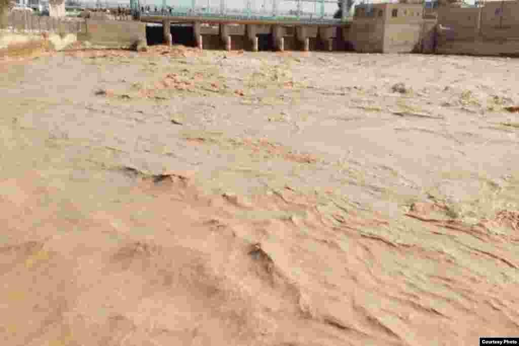 بیشتر تلفات و خسارات از روستای چنار عجبشیر گزارش میشود