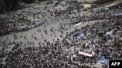 Եգիպտոս - Կահիրեի Թահրիր հրապարակը փետրվարի 3-ին