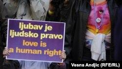 Sa Parade ponosa u Beogradu 2010. godine