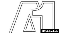 Macedonia - A1 television. logo - N/A