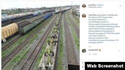 Гаубиці Д-30 з ознаками тривалого зберігання у 2019 році фотографували в російському Челябінську. Розслідування Радіо Свобода демонструє, що їх, як і іншу зброю та техніку, перекидали до кордону з Україною