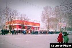 Акс аз Сияршо Ҳоҷиев, корбари Фейсбук