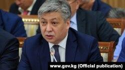 Эрлан Абдылдаев. 27-апрель, 2017-жыл.