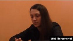 Видео «допроса» опубликовали год назад, но в плену «ЛНР» Виктория находилась с 2016-го