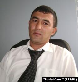 Муслим Лақаев, директори мактаб.