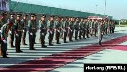 Ushtria Kombëtare e Afganistanit