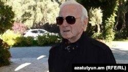 Շարլ Ազնավուրը քննադատել է Հայաստանի իշխանություններին