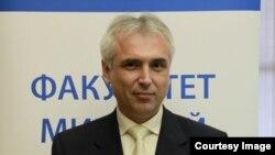 Российский историк Игорь Ковалёв. Фото предоставлено Высшей школой экономики (Москва).