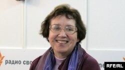 Ирина Промптова, заведующая кафедрой сценической речи Российской академии театрального искусства