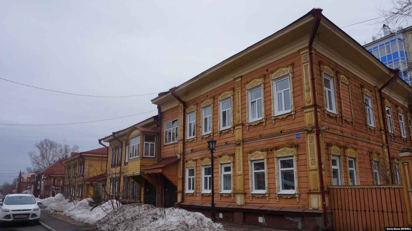 """Атмосферная"" улица Кузнецова."
