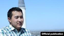 Максат Атабаев.