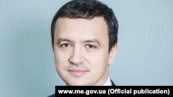 Economic Development Minister Ihor Petrashko (file photo)