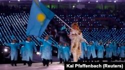 Церемония открытия Игр в Пхенчхане