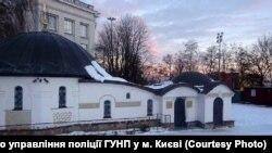Десятинний монастир УПЦ Московського патріархату