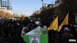 جنازههای افغانهای که در جنگ سوریه کشته شدهاند.