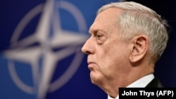 ԱՄՆ պաշտպանության նախարար Ջեյմս Մաթիս, արխիվ