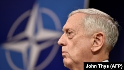 Министр обороны США Джим Мэттис.