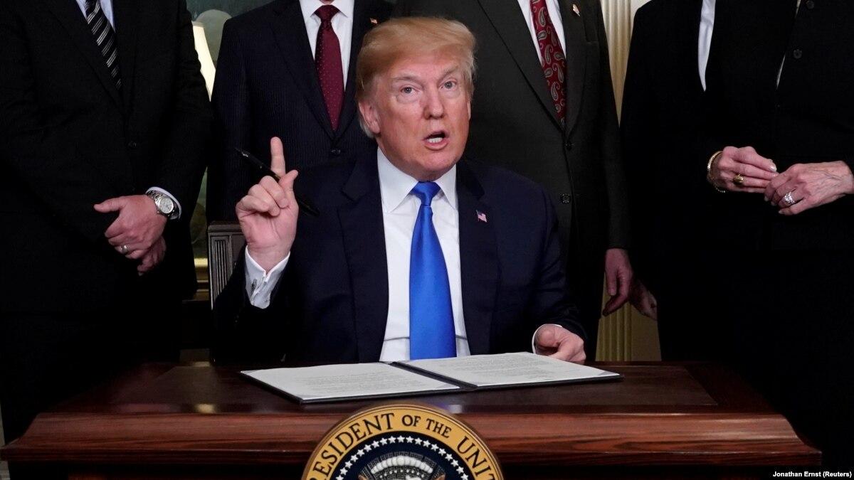 Трамп подписал указ о создании космических войск США