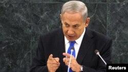 Прем'єр-міністр Ізраїлю Біньямін Нетаньягу
