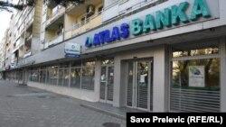 Atlas banka, Podgorica