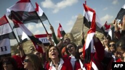 Euphoric Egyptians celebrate Mubarak's downfall. Everyone, it seems, is thrilled about Egypt -- except Israel.