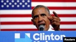 I dalje potpuno povjerenje u Hillary Clinton: Barack Obama
