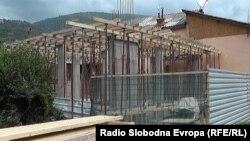 Изградба на куќа во Тетово