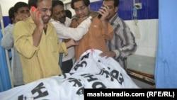 آرشیف، خبرنگار کشته شده در ایالت بلوچستان