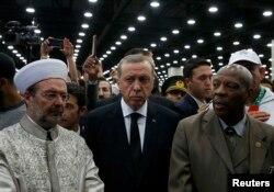 اردوغان برای شرکت در مراسم یادبود محمدعلی به لوییویل رفته است