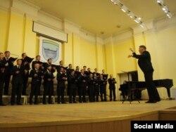 Мужской хор Карелии под руководством Алексея Умнова