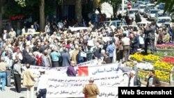 تداوم اعتراضات ایران؛ از کازرون تا شاهرود