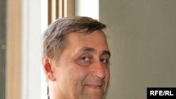 Валерий Белянин, лингвист, профессор МГУ и профессор университета в Питсбурге, штат Пенсильвания