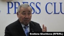 Оралбай Әбдікәрімов. Астана, 31 қаңтар 2014 жыл.
