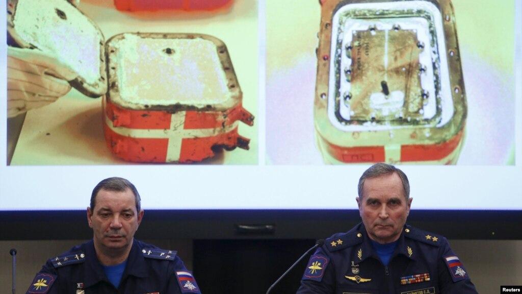 «Чорну скриньку» збитого російського Су-24 нерозшифрували через пошкодження