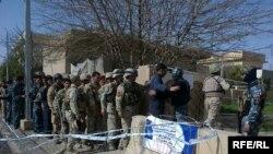 الإقتراع الخاص في الموصل