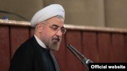 Иран президенті Хассан Роухани. Тегеран, 4 қыркүйек 2013 жыл