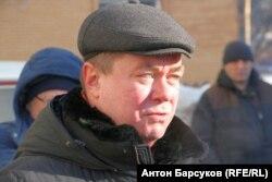 Андрей Жирнов - депутат законодательного собрания Новосибирской области