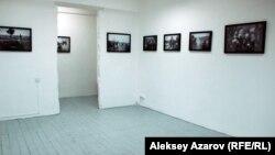 Одно из помещений Арт Базы Nedelka Project. Алматы, 19 января 2013 года.