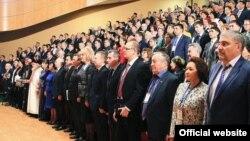 IV Бөтендөнья башкортлары корылтае, Уфа, 21 ноябрь 2015