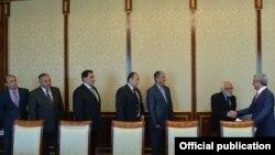 Լուսանկարը՝ նախագահականի լրատվական ծառայության